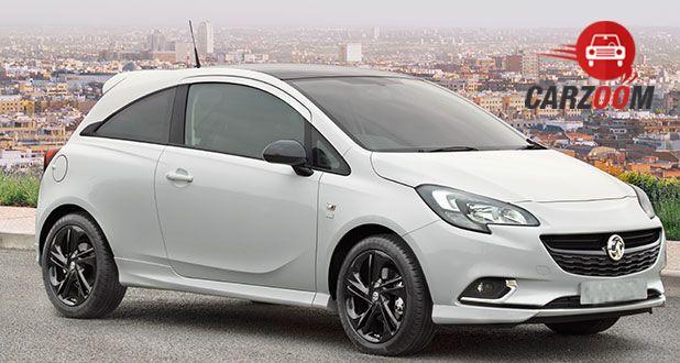 Vauxhall Corsa Exterior View