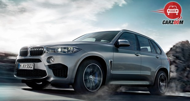 BMW X5 M Exterior View