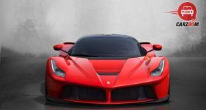 Ferrari LaFerrari Exterior Front View