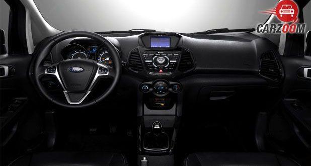 Ford Endeavour Interior