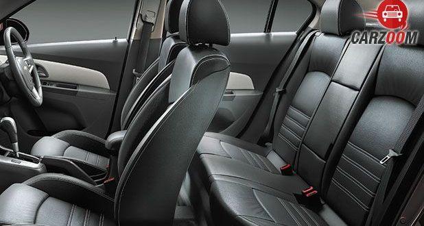 2016 Chevrolet Cruze Seats