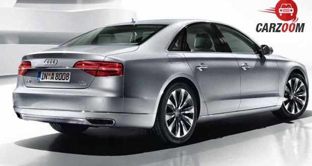 Audi A8 L Security Back
