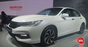 2016 Honda Accord Hybrid