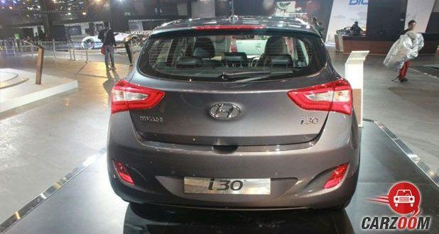 Hyundai i30 Back
