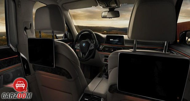 New BMW 7 Series Interior
