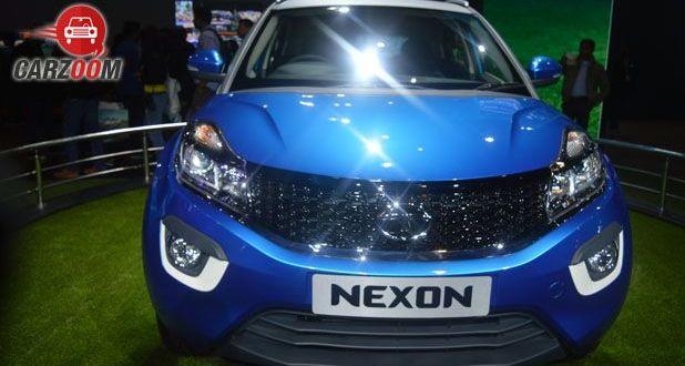 Tata Nexon Front