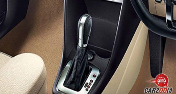 Volkswagen New Vento Gear