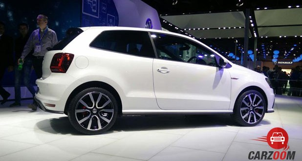 Volkswagen Polo GTI Side View