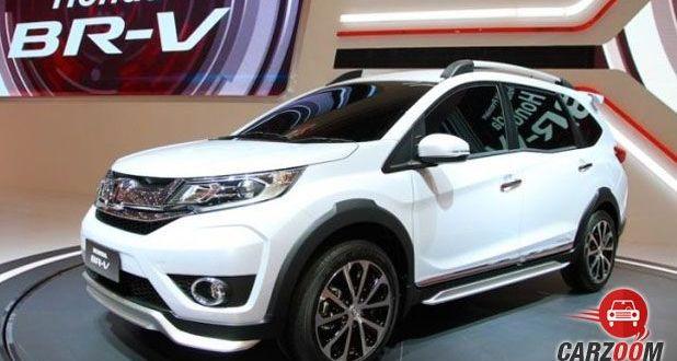 Honda BR-V Exterior