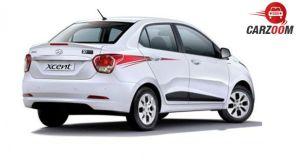 Hyundai Xcent Anniversary edition