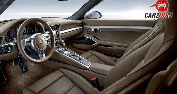 Porsche 911 Seats