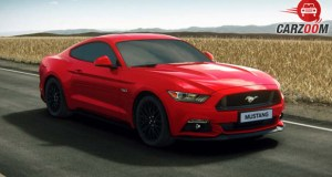 Ford Mustang Exterior