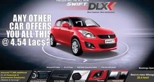 Maruti Suzuki Swift DLX