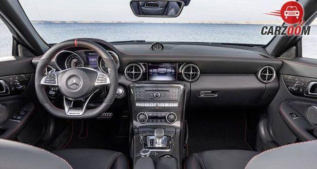 Mercedes-Benz AMG SLC Dashboard
