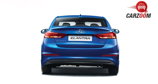 2016 Hyundai Elantra Back