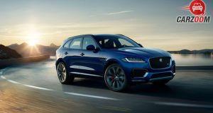 Jaguar F-Pace View