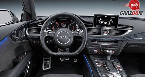 Audi RS7 Performance Sportback Dashboard
