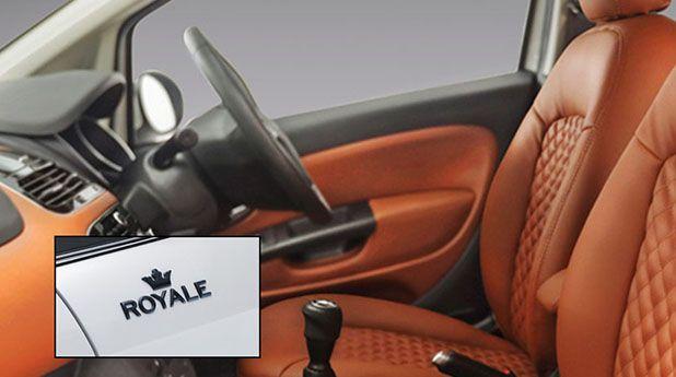 Fiat Punto Linea Royale
