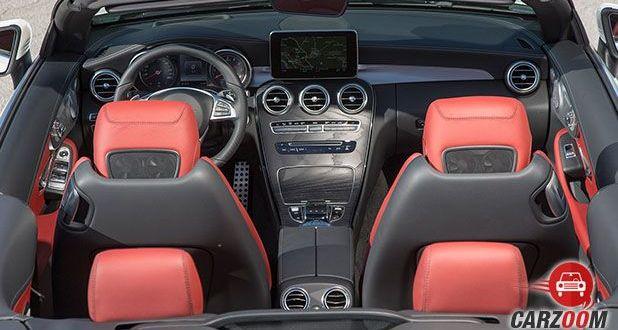 Mercedes-Benz C-Class Cabriolet C 300 Interior