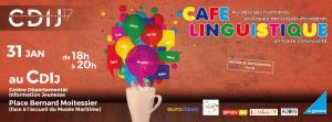 Café Linguistique @ CDIJ La Rochelle