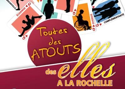 Des Elles à La Rochelle 2016 : un mois d'événements pour la cause des femmes