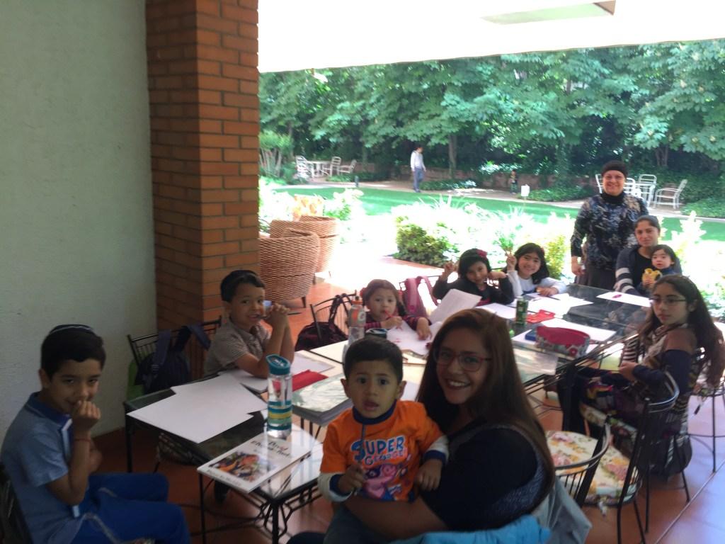 ¡Nuevo Talmud Tora abre sus puertas para niños de la comunidad de Chile!