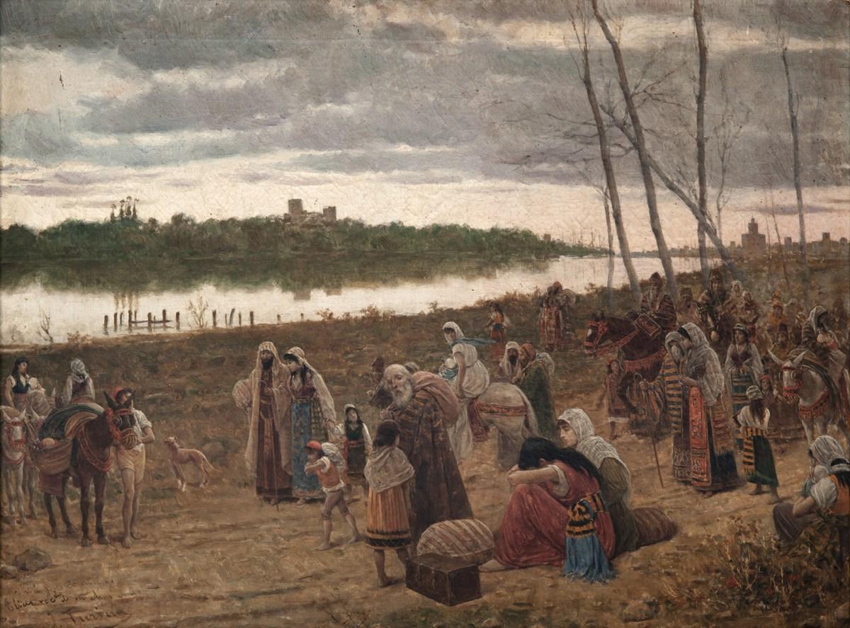 Un día de tragedia para el pueblo judío y la judería española, 9 de Av de 1492