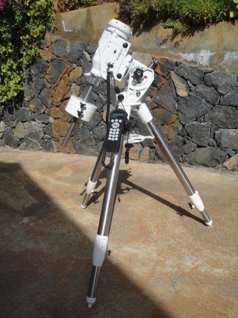 monture équatoriale AZ-EQ6GT