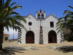 Église Nuestra Señora de la Luz, Garafia