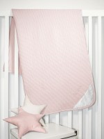 κουβερτα-πικε-κουνιας-guy-laroche-bebe-heaven-pink-110×150