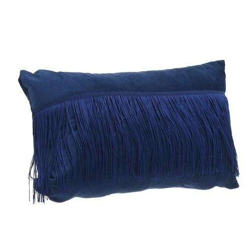διακοσμητικο-μαξιλαρι-30×50-inart-με-κροσια-blue