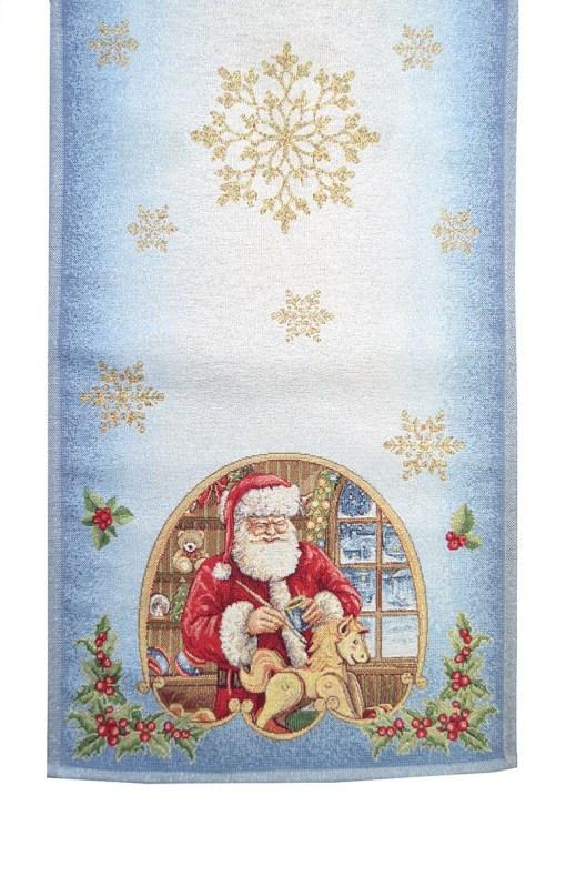 τραβερσα-χριστουγεννιάτικη-στοφα-ισπανιας-lurex-hamlet