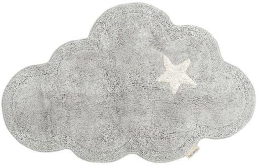 Χαλί 80x120 Guy Laroche Gloom Silver