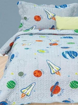 Κουβερλί Παιδικό Σετ 160x220 BOREA Διάστημα Π-20
