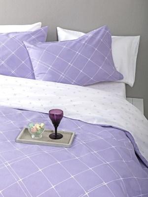 Σετ Σεντόνια Μονά 170x270 NIMA Azora Lilac
