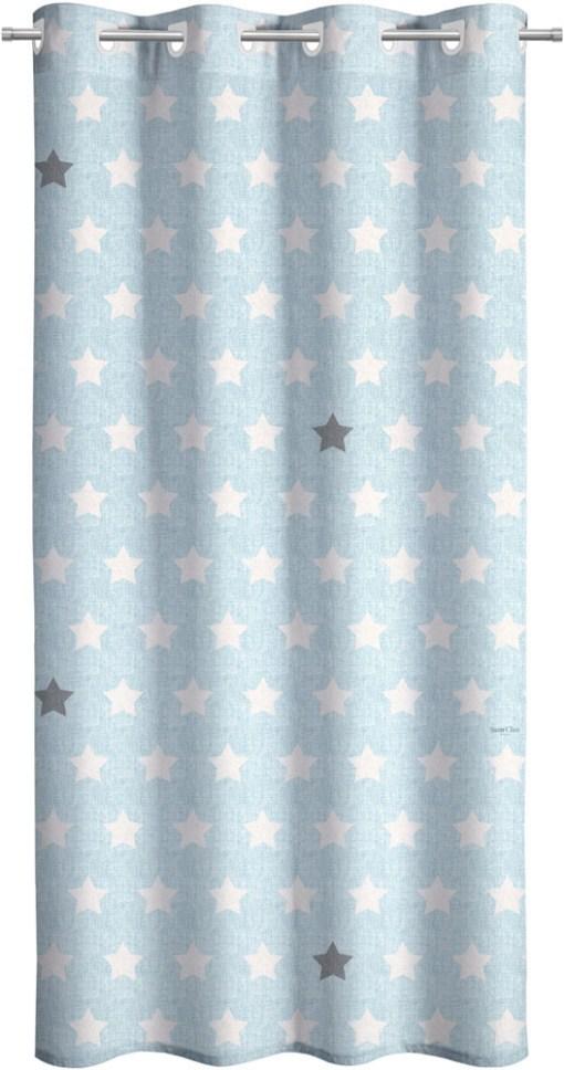 κουρτινα-παιδικη-160×240-saint-clair-soft-touch-pirineo-blue