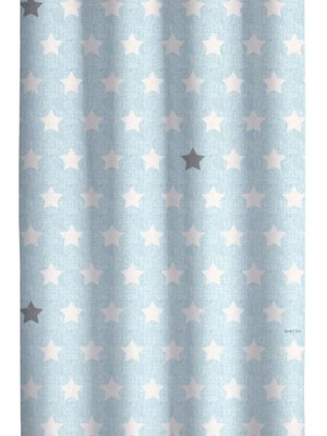 Κουρτίνα Παιδική 160x240 Saint Clair SOFT-TOUCH PIRINEO BLUE