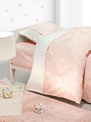 Παπλωματοθήκη Παιδική 163x225 Guy Laroche Heaven Pink
