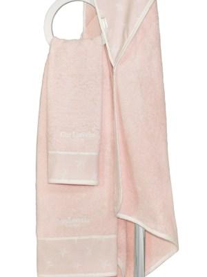 Πετσέτες Βρεφικές Σετ 2 τεμαχίων Guy Laroche Heaven Pink