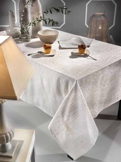 Τραπεζομάντηλο 160x330 Guy Laroche Texture Linen