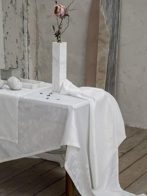 Τραπεζομάντηλο μακρόστενο 165x265 NIMA Ambrosia Off White