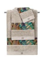 πετσέτες-σετ-3-τεμαχίων-guy-laroche-peacock-natural