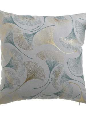 INART Μαξιλάρι Φιγούρας Υφασμάτινο 45x45 Floral 3-40-359-0044