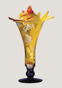 Mango Becher