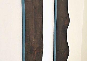 Wooden deco