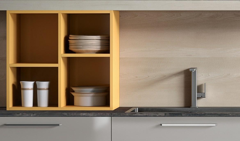 Modern Kitchen Arredo3 Round Model 04 - 04