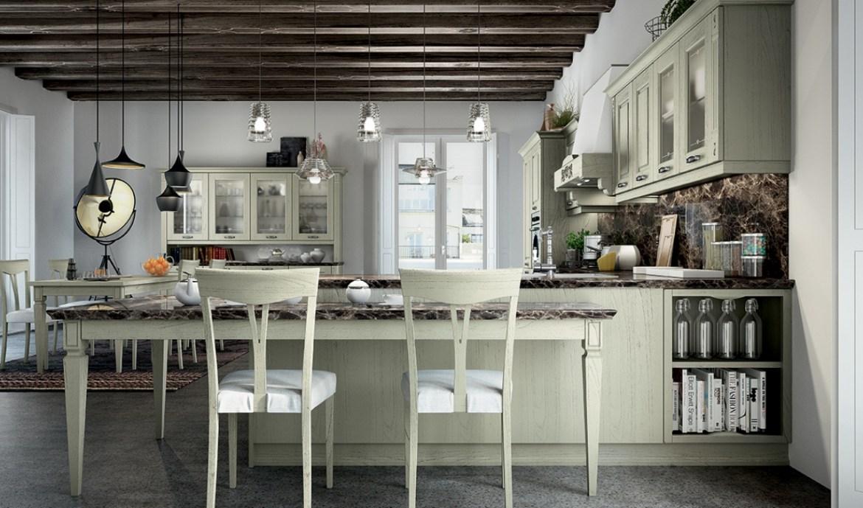 Cocina Clásica Arredo3 Verona Modelo 03 - 04