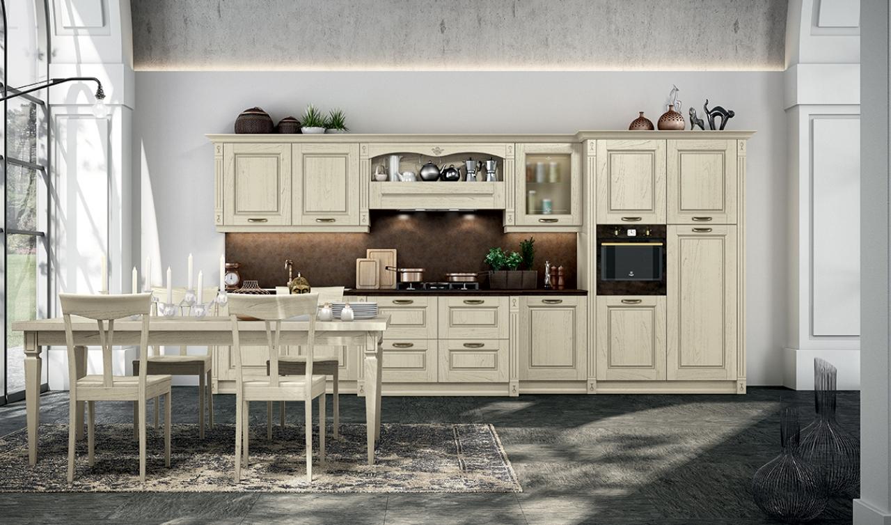 Cocina Clásica Arredo3 Verona Modelo 04