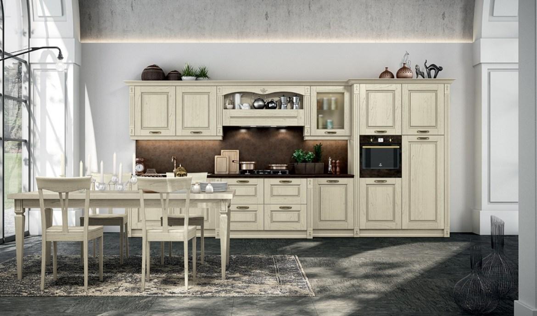 Cocina Clásica Arredo3 Verona Modelo 04 - 01