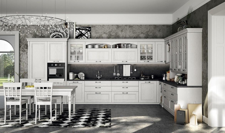 Classic Kitchen Arredo3 Virginia Model 02 - 02